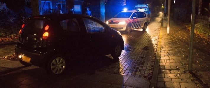 Ongeval met letsel in Hoofddorp