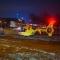 Traumahelikopter landt naast rotonde Bennebroekerweg