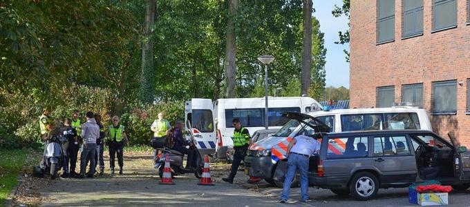 Nieuw-Vennep – Verkeerscontrole's